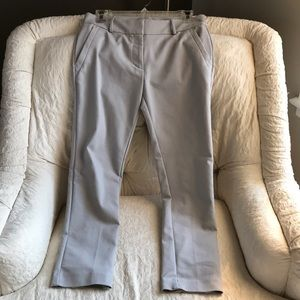 Loft modern skinny ankle pants
